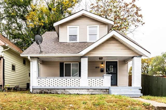 1410 N Holmes Avenue, Indianapolis, IN 46222 (MLS #21739875) :: Heard Real Estate Team | eXp Realty, LLC