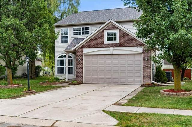 10593 Sienna Drive, Noblesville, IN 46060 (MLS #21739896) :: The Evelo Team