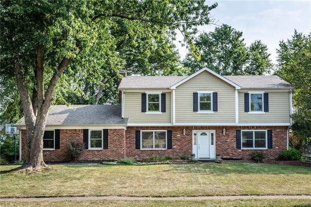 12907 Brookshire Parkway, Carmel, IN 46033 (MLS #21739897) :: Mike Price Realty Team - RE/MAX Centerstone