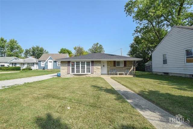 1408 W Bethel Avenue, Muncie, IN 47304 (MLS #21739902) :: The ORR Home Selling Team