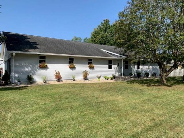 3500 River Road, Columbus, IN 47203 (MLS #21739905) :: The Indy Property Source