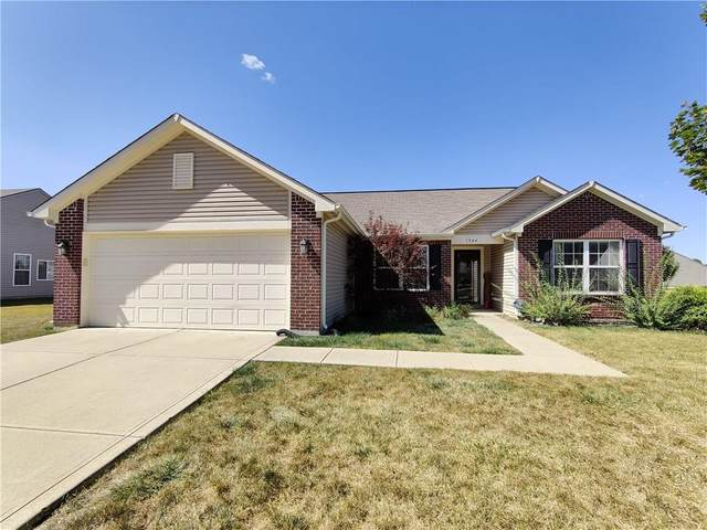 1544 Rosewood Drive, Avon, IN 46123 (MLS #21739907) :: Mike Price Realty Team - RE/MAX Centerstone