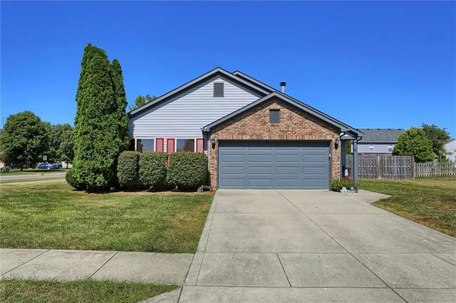 4 Atherton Court, Brownsburg, IN 46112 (MLS #21739910) :: The ORR Home Selling Team