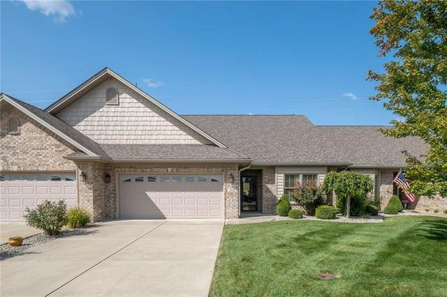 3940 Naples Drive, Columbus, IN 47203 (MLS #21739912) :: The Indy Property Source