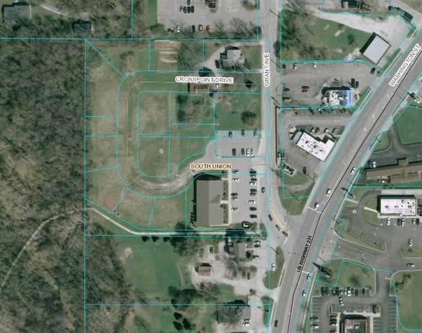 1511 S Grant Avenue, Crawfordsville, IN 47933 (MLS #21739918) :: The Evelo Team