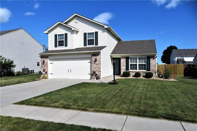 1764 Creekside Drive, Brownsburg, IN 46112 (MLS #21739926) :: Anthony Robinson & AMR Real Estate Group LLC
