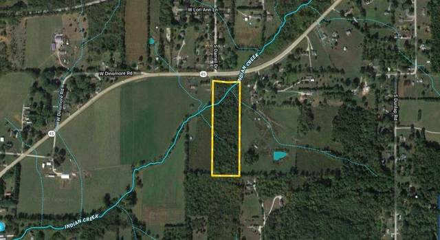 n/a W State Road 45, Bloomington, IN 47403 (MLS #21739927) :: The Evelo Team