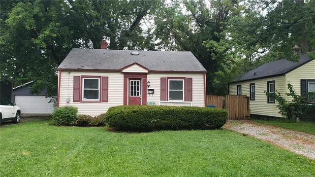 1418 E 49TH Street, Indianapolis, IN 46205 (MLS #21739928) :: Mike Price Realty Team - RE/MAX Centerstone