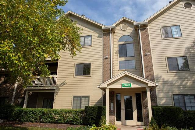 8820 Yardley Court #205, Indianapolis, IN 46268 (MLS #21739946) :: Richwine Elite Group