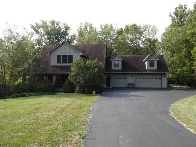 159 Muessing Road, Indianapolis, IN 46229 (MLS #21739953) :: Mike Price Realty Team - RE/MAX Centerstone