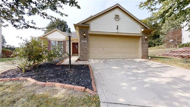 9645 Overcrest Drive, Fishers, IN 46037 (MLS #21739966) :: Richwine Elite Group