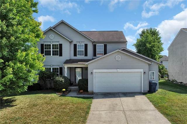 1633 Walpole Way, Indianapolis, IN 46231 (MLS #21739969) :: Anthony Robinson & AMR Real Estate Group LLC