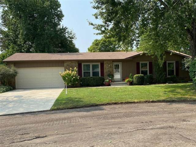 4934 Cottonwood Ct, Columbus, IN 47203 (MLS #21739970) :: The Indy Property Source