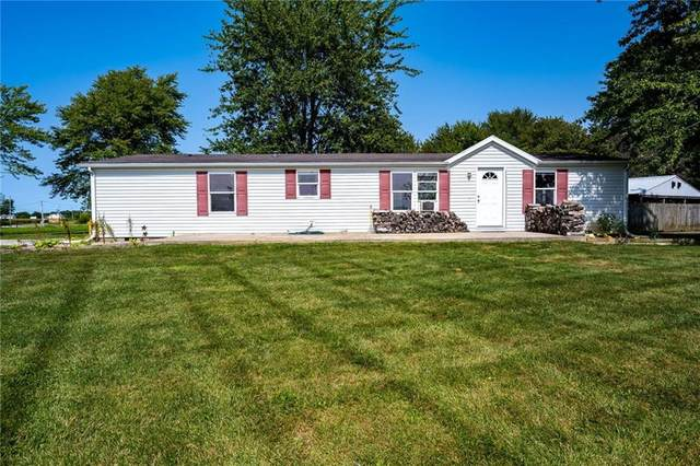 5098 N Messick Road, New Castle, IN 47362 (MLS #21739994) :: The Indy Property Source