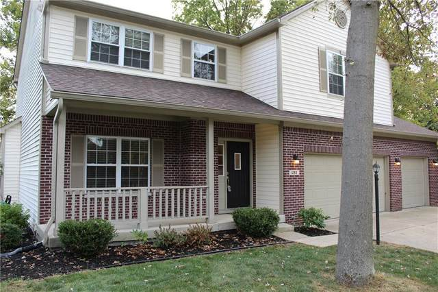 1283 Elm Grove Lane, Greenwood, IN 46143 (MLS #21739999) :: Anthony Robinson & AMR Real Estate Group LLC
