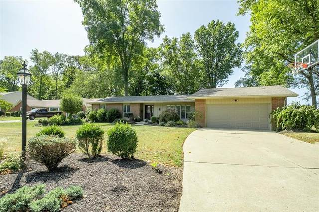 1640 South Drive, Columbus, IN 47203 (MLS #21740001) :: Richwine Elite Group