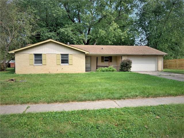 8093 Stafford Lane, Indianapolis, IN 46260 (MLS #21740003) :: Mike Price Realty Team - RE/MAX Centerstone