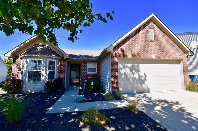 7970 Dillon Place, Indianapolis, IN 46236 (MLS #21740008) :: David Brenton's Team