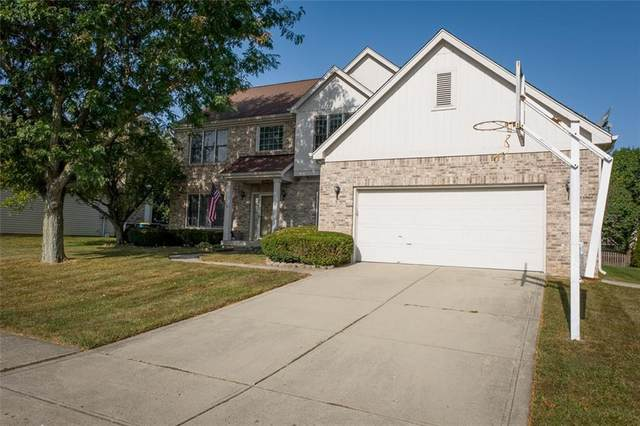 6228 Winford Drive, Indianapolis, IN 46236 (MLS #21740009) :: Anthony Robinson & AMR Real Estate Group LLC
