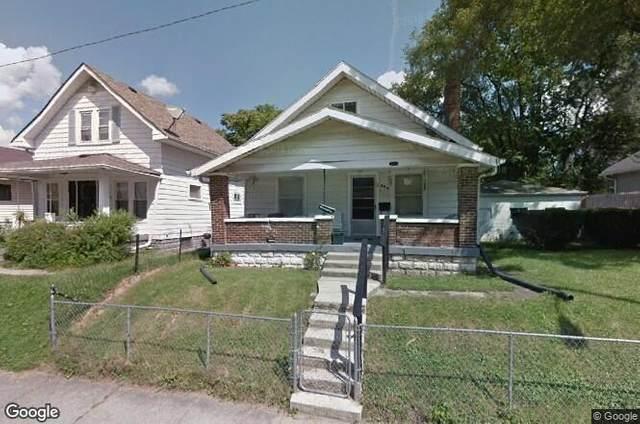 327 Eastern Avenue, Indianapolis, IN 46201 (MLS #21740010) :: Richwine Elite Group
