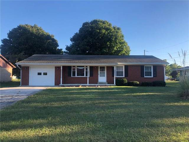 103 E Maple Street, Roachdale, IN 46172 (MLS #21740013) :: Anthony Robinson & AMR Real Estate Group LLC