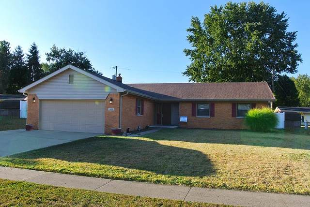 1409 N Miami Court, Plainfield, IN 46168 (MLS #21740017) :: The Evelo Team