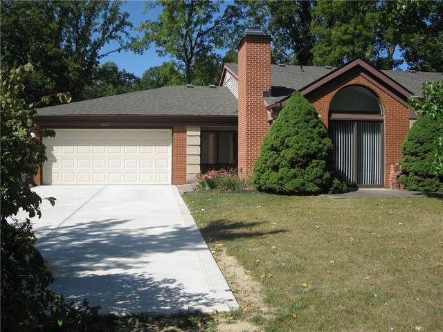 9224 Golden Oaks E, Indianapolis, IN 46260 (MLS #21740028) :: Anthony Robinson & AMR Real Estate Group LLC