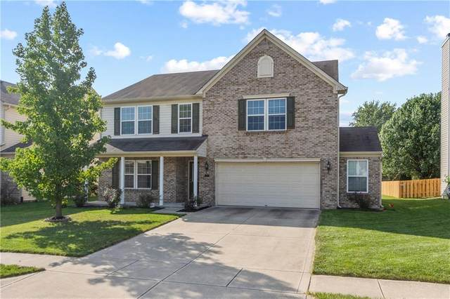 29 Fillmore Way, Westfield, IN 46074 (MLS #21740043) :: Anthony Robinson & AMR Real Estate Group LLC