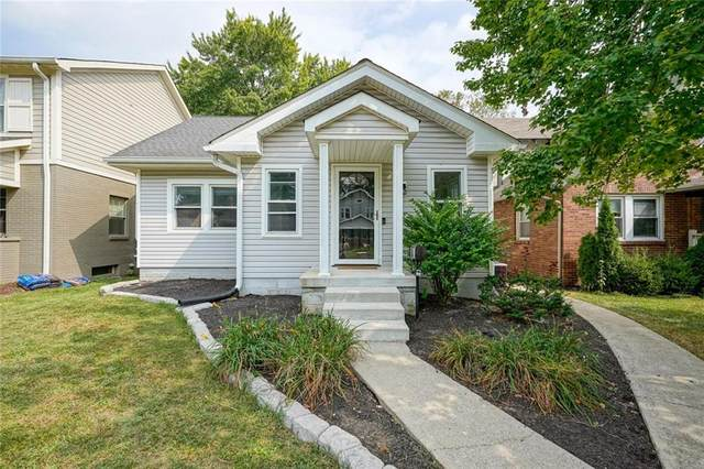 5317 Broadway Street, Indianapolis, IN 46220 (MLS #21740048) :: The ORR Home Selling Team