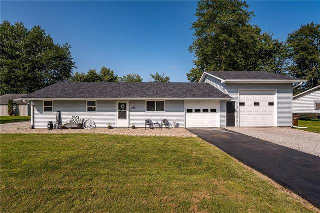 182 S East Street, Crothersville, IN 47229 (MLS #21740063) :: Anthony Robinson & AMR Real Estate Group LLC