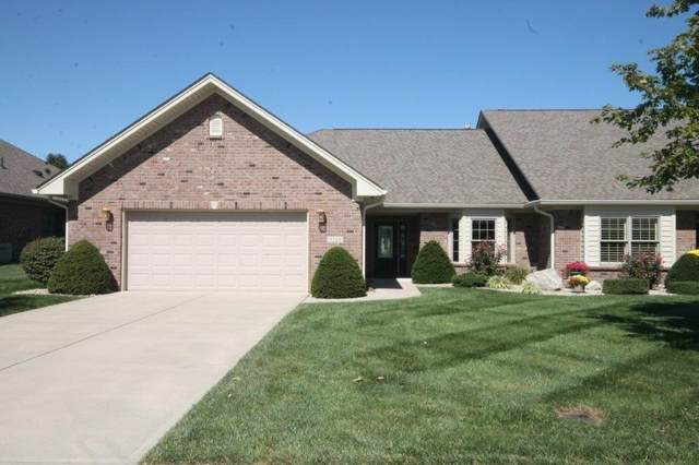 4988 Anna Maria Drive, Columbus, IN 47203 (MLS #21740073) :: Mike Price Realty Team - RE/MAX Centerstone