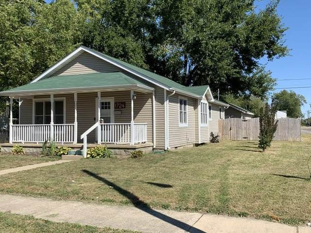 1724 Nelle Street, Anderson, IN 46016 (MLS #21740076) :: Mike Price Realty Team - RE/MAX Centerstone
