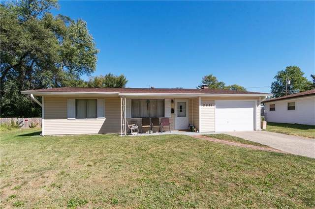 2821 S Oakland Avenue, Indianapolis, IN 46203 (MLS #21740090) :: Anthony Robinson & AMR Real Estate Group LLC