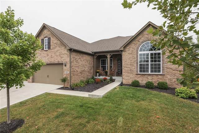 3839 Harveys Path, Greenwood, IN 46143 (MLS #21740098) :: Mike Price Realty Team - RE/MAX Centerstone