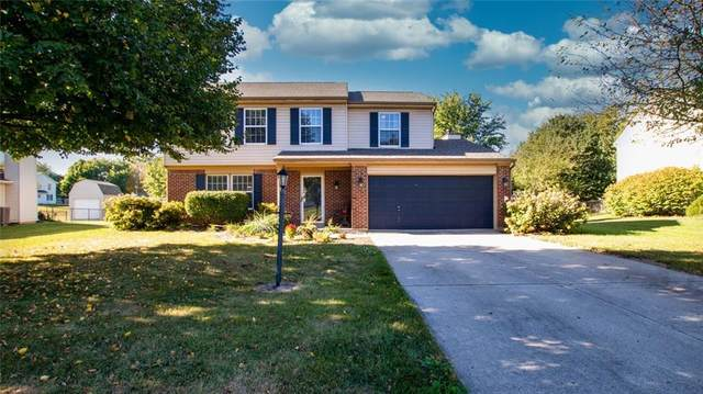 19019 Wimbley Way, Noblesville, IN 46060 (MLS #21740113) :: Richwine Elite Group
