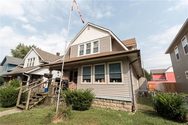 827 Eastern Avenue, Indianapolis, IN 46201 (MLS #21740121) :: Realty ONE Group Dream