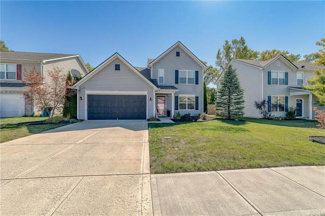 11511 High Grass Drive, Indianapolis, IN 46235 (MLS #21740125) :: Dean Wagner Realtors