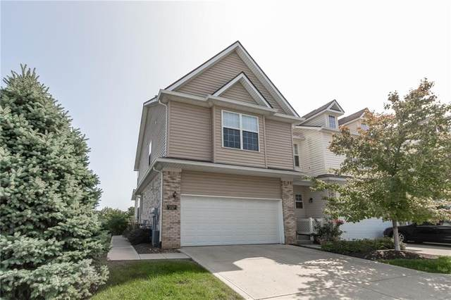 11455 Clay Hill Lane #105, Fishers, IN 46037 (MLS #21740138) :: Realty ONE Group Dream