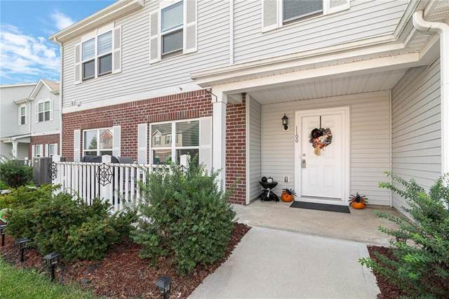 13205 Deception Pass #1100, Fishers, IN 46038 (MLS #21740139) :: Heard Real Estate Team | eXp Realty, LLC