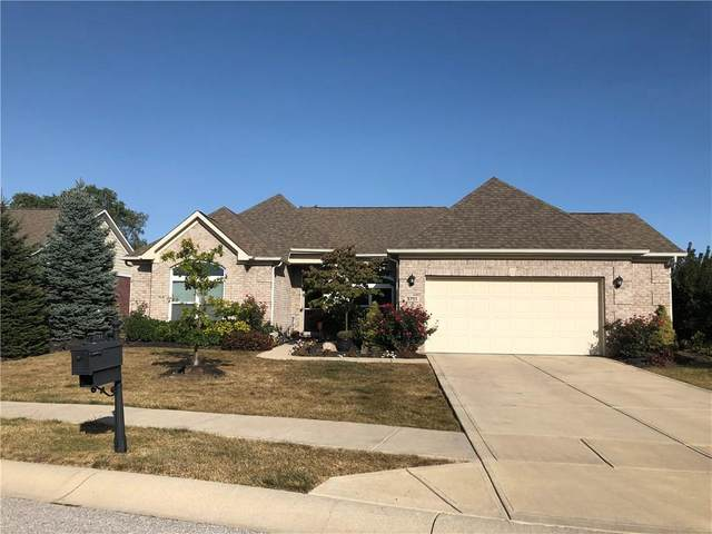 3791 Harveys Path, Greenwood, IN 46143 (MLS #21740147) :: Mike Price Realty Team - RE/MAX Centerstone