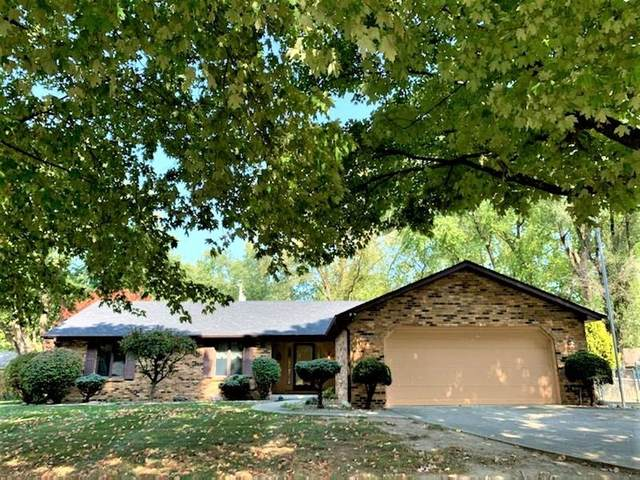 3214 W 8th Street, Anderson, IN 46011 (MLS #21740148) :: The ORR Home Selling Team