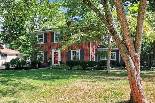 5617 Crestview Avenue, Indianapolis, IN 46220 (MLS #21740164) :: AR/haus Group Realty
