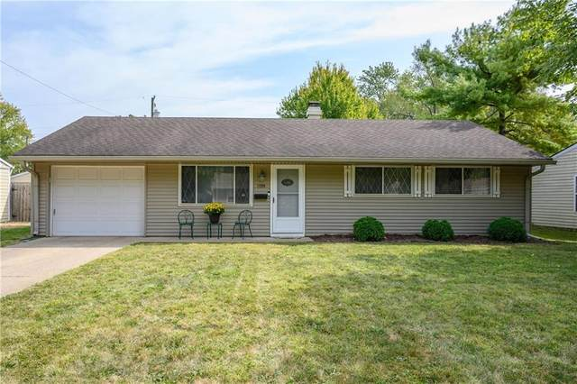 1799 Churchill Road, Franklin, IN 46131 (MLS #21740182) :: Mike Price Realty Team - RE/MAX Centerstone