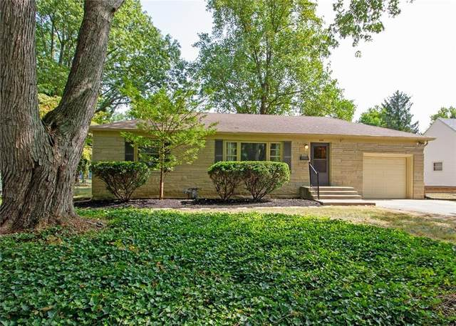 6321 Maple Drive, Indianapolis, IN 46220 (MLS #21740205) :: Heard Real Estate Team | eXp Realty, LLC