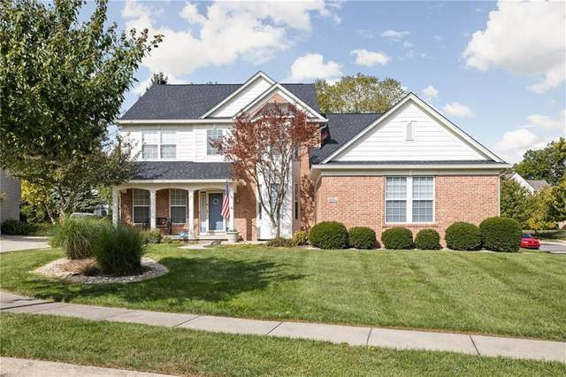 8284 Ambleside Court, Indianapolis, IN 46256 (MLS #21740218) :: Mike Price Realty Team - RE/MAX Centerstone
