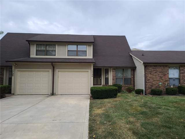 1724 N Queensbridge Drive, Indianapolis, IN 46219 (MLS #21740231) :: Heard Real Estate Team | eXp Realty, LLC