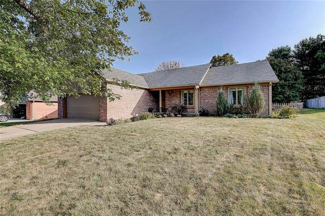 5020 Beechwood Road, Avon, IN 46123 (MLS #21740243) :: The ORR Home Selling Team