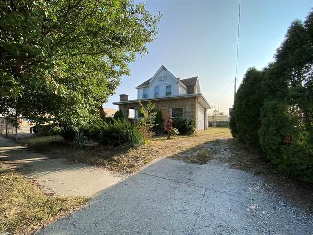 2275 N Illinois Street, Indianapolis, IN 46208 (MLS #21740244) :: Heard Real Estate Team | eXp Realty, LLC