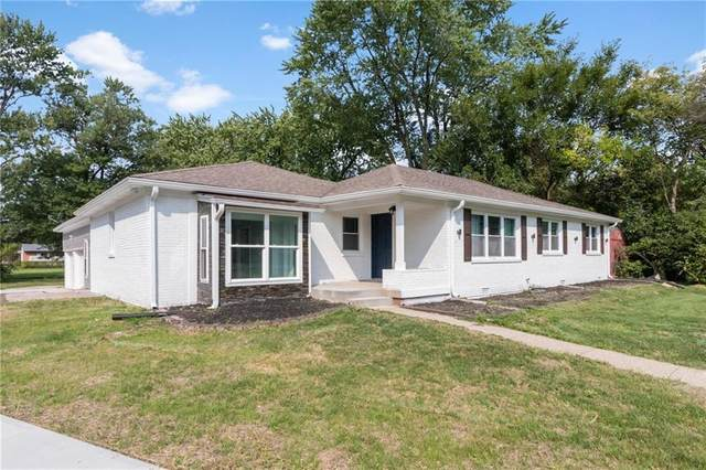 9530 N Park Avenue, Indianapolis, IN 46240 (MLS #21740248) :: Mike Price Realty Team - RE/MAX Centerstone