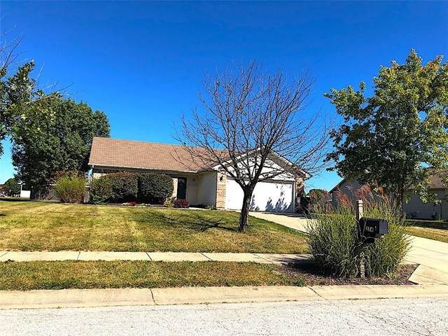274 Pixy Court, Greenfield, IN 46140 (MLS #21740250) :: Richwine Elite Group
